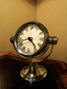 Durham Psychologists Treatment Room Clock